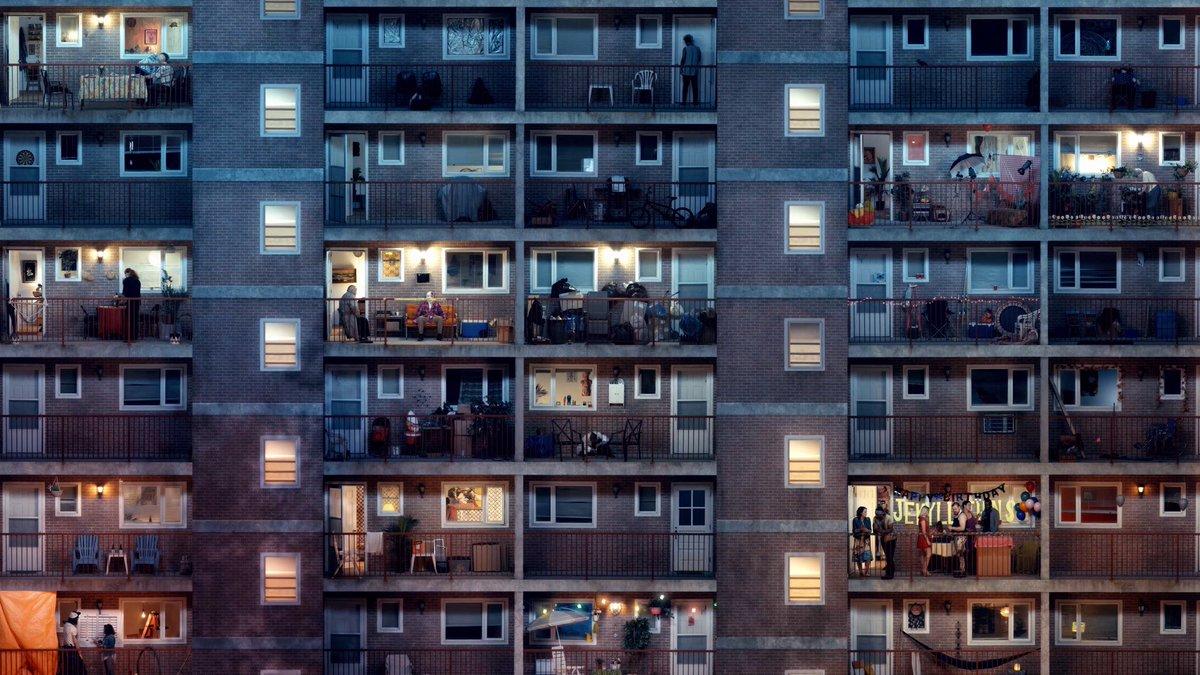 Buildings with Feelings