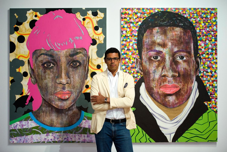 Elvesztheti legnagyobb gyűjtőjét és mecénását a kortárs afrikai képzőművészet