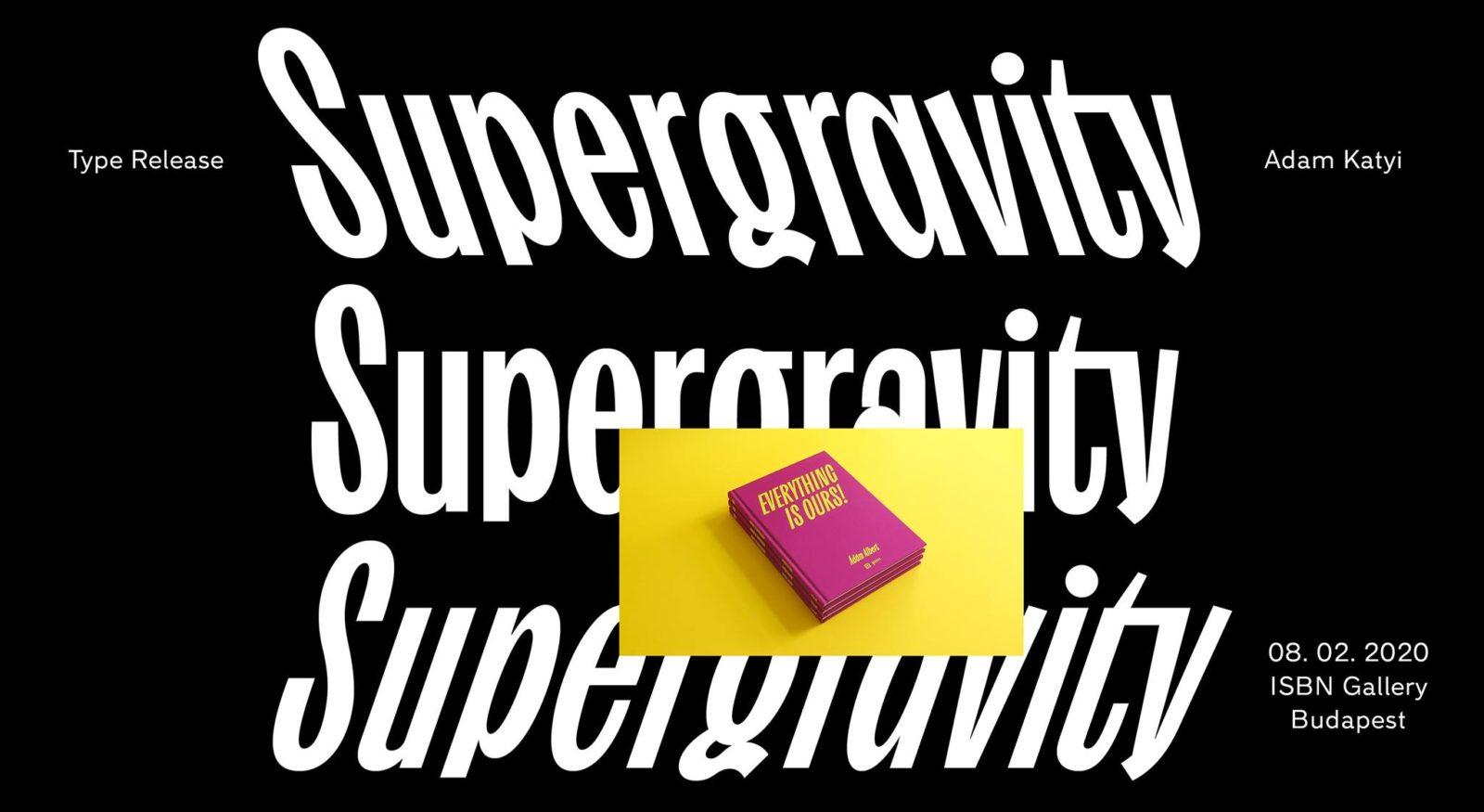 Supergravity – Katyi Ádám