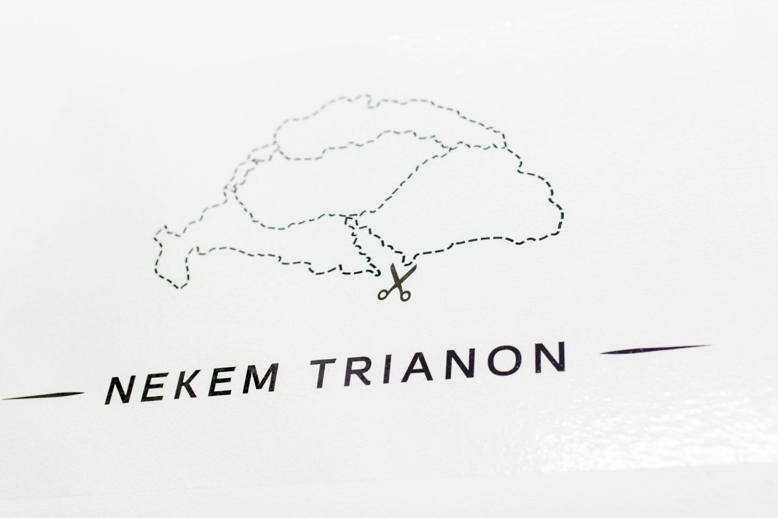 Nekem Trianon. Egy kiállítás 2017-ből, amely megpróbálta megnevezni a traumákat
