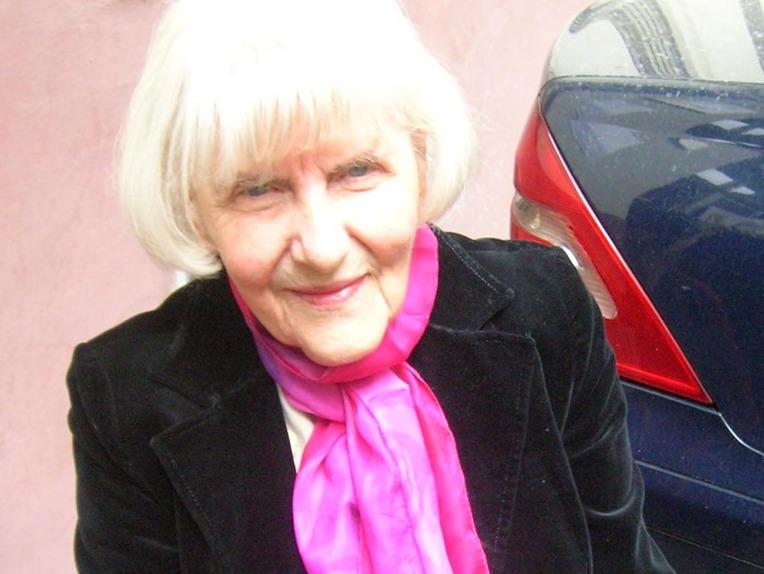 Elhunyt Varga Edith egyiptológus