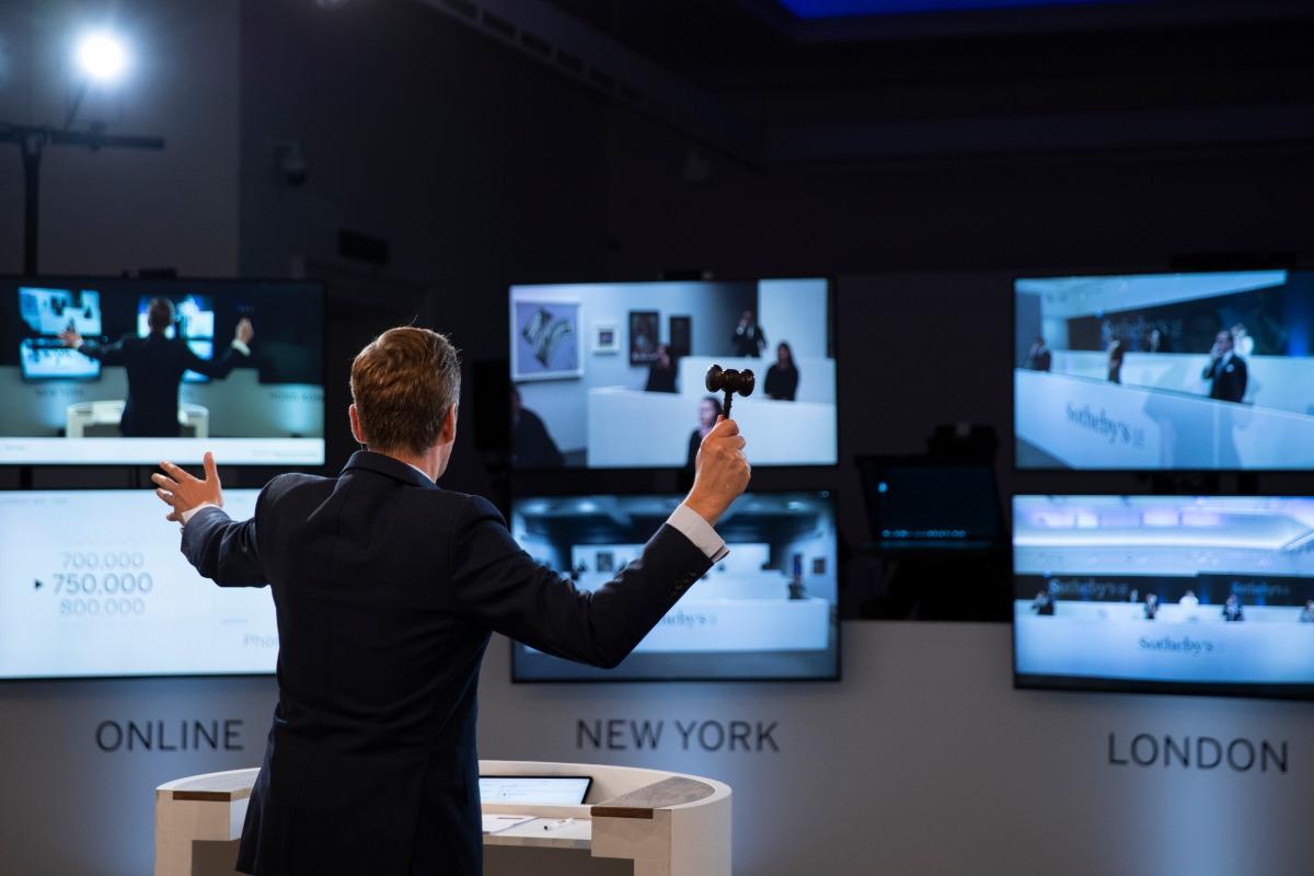 Bejött a Sotheby's-nek a művészettörténet hat évszázadát felölelő londoni árverés