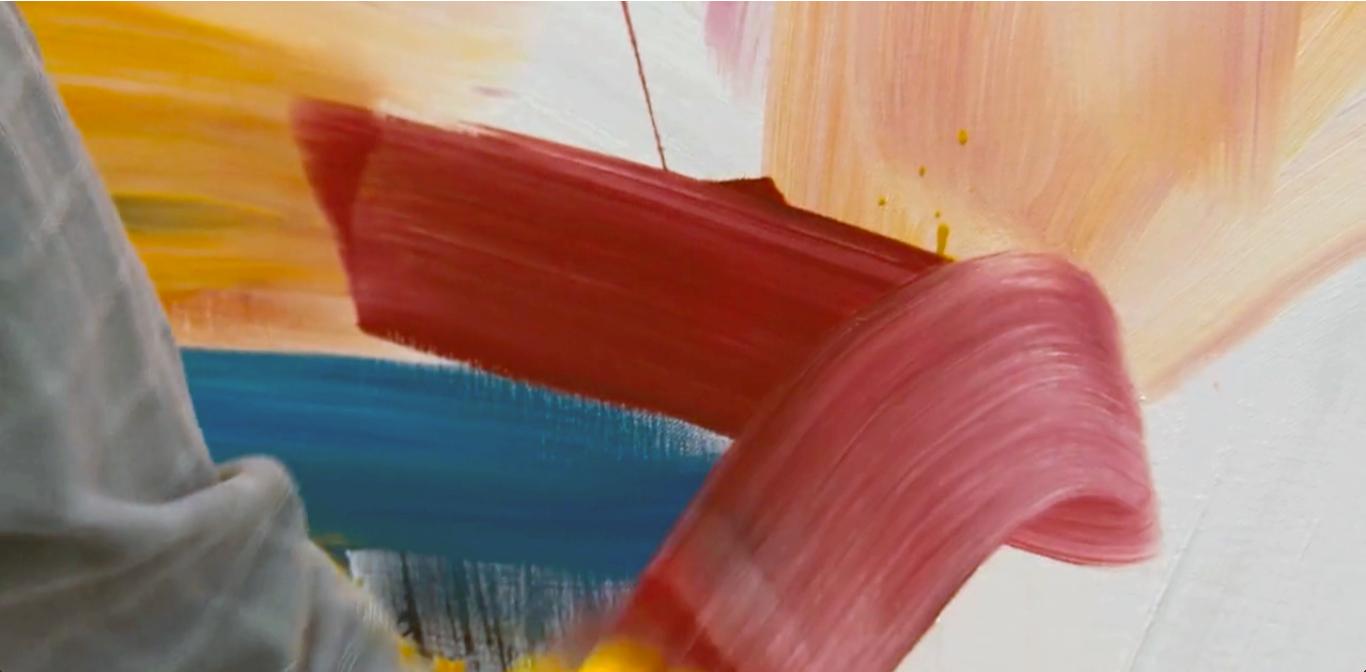 Gerhard Richter leteszi az ecsetet