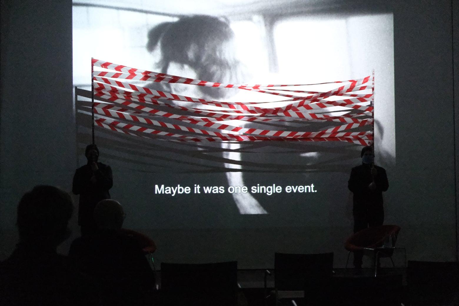 Két képzőművész szolidaritási akciója az SZFE-vel a berlini Collegium Hungaricumban