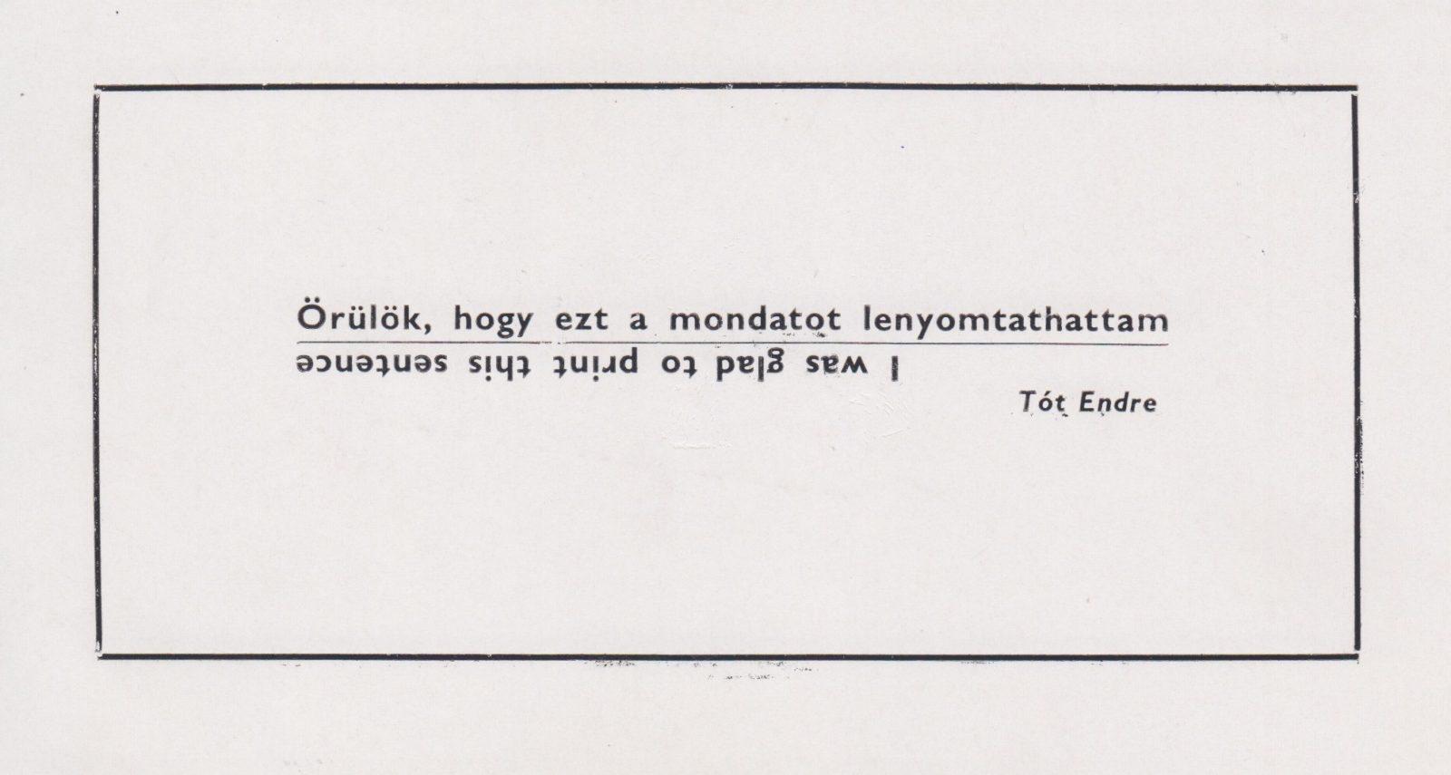 Printed Matter 1971-1981