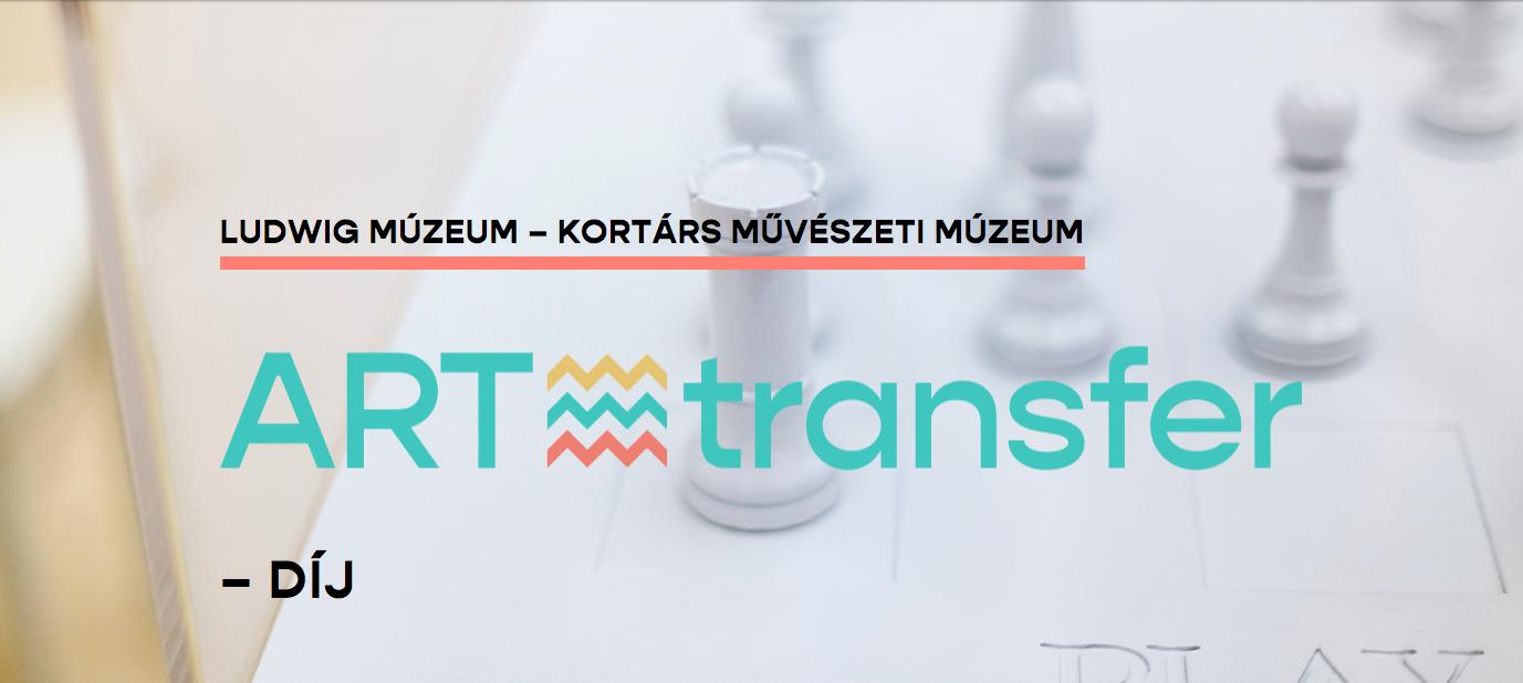 Kreatív, online muzeológiai megoldásokat ismertek el az ARTtransfer díjjal
