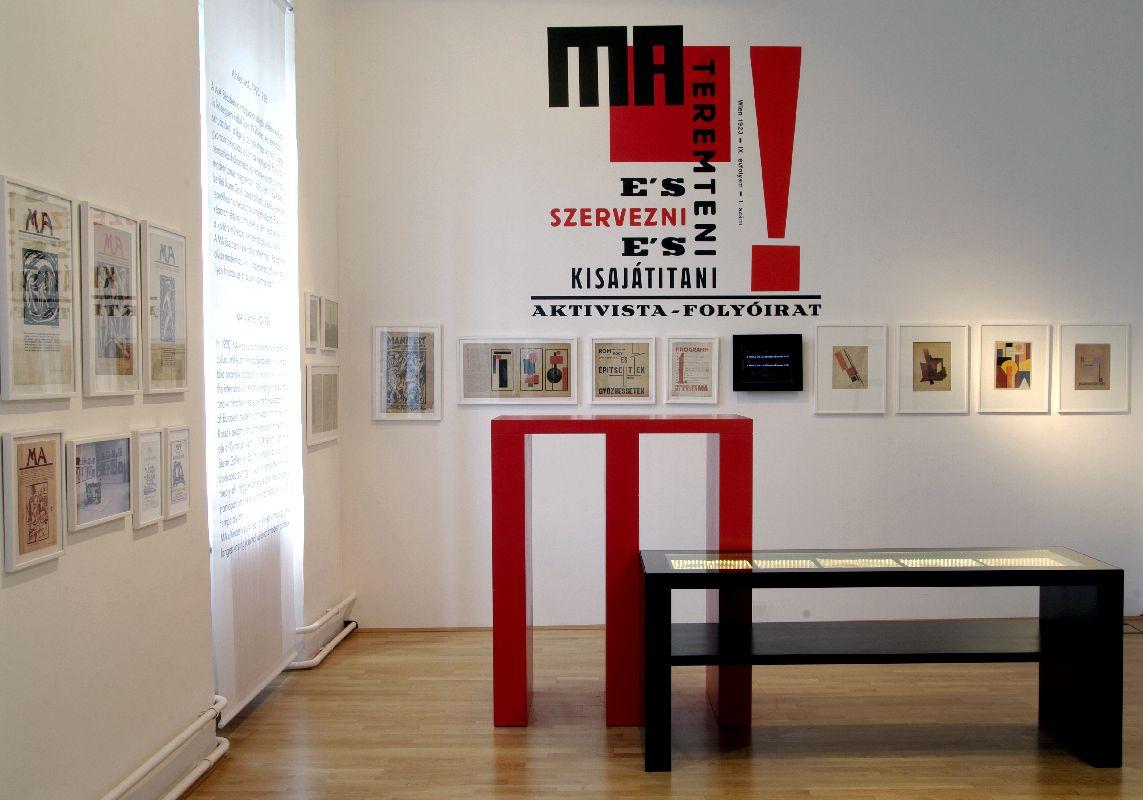 Vezetőváltás a Kassák Múzeumban