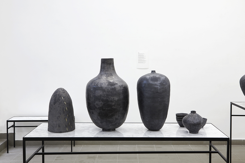 Villámvezetés #4: A kenyér kőből van. Ember Sári és Kállay Eszter kiállítása