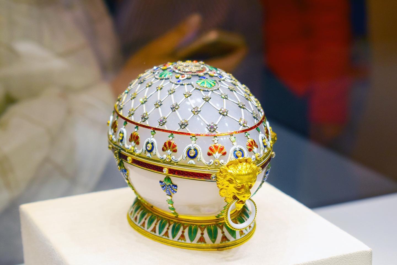Ebből komoly botrány lehet: hamis Fabergé-munkák az Ermitázsban?