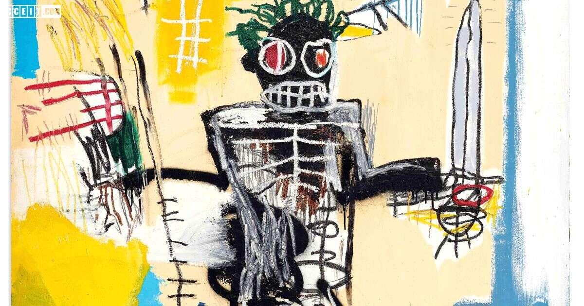 Tizenhat év alatt negyedszer kerül kalapács alá Basquiat egyik emblematikus festménye