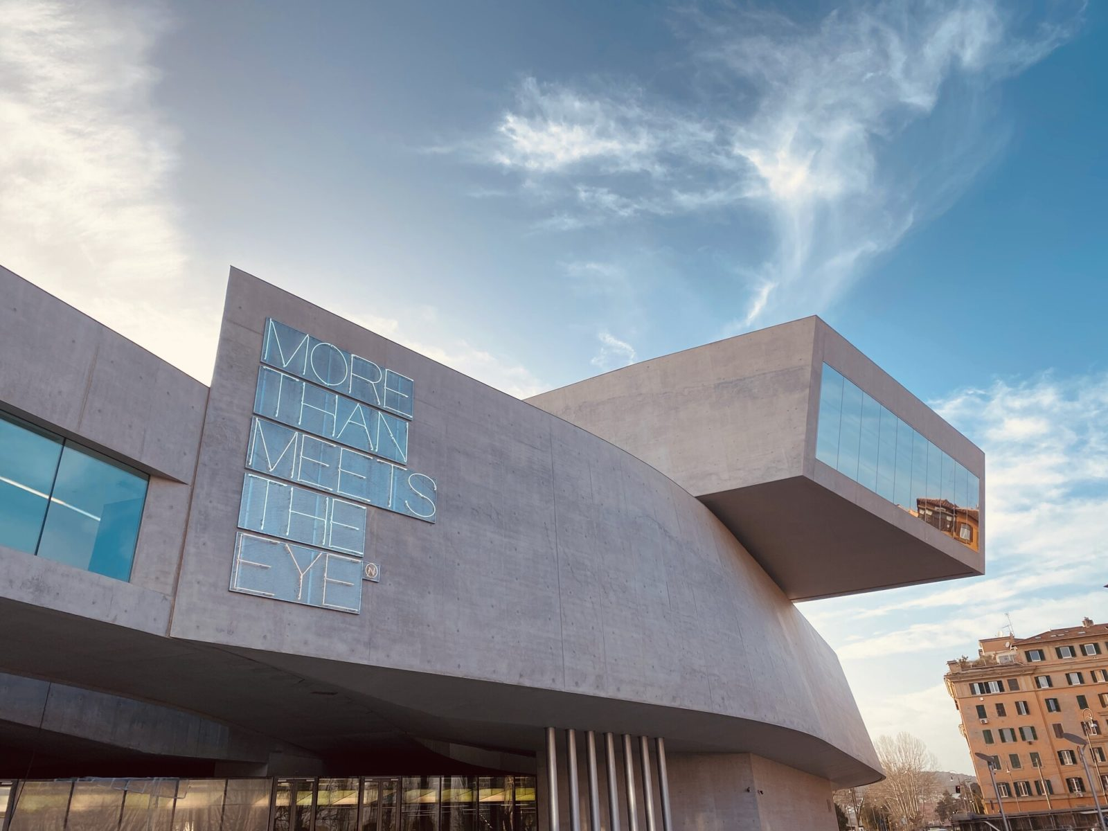 A viszontlátás reménye: így jut bevételhez Róma kortárs múzeuma, a MAXXI